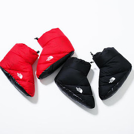 THE NORTH FACE - Nuptse Tent Down Bootie
