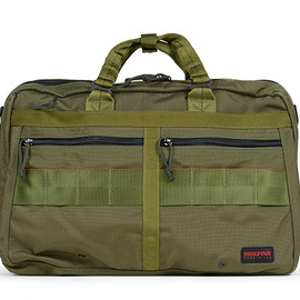 BRIEFING - C-3 Liner-Moss Green