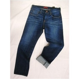 RED CARD - Slim Straight taruma - Dark Used 20872-tad