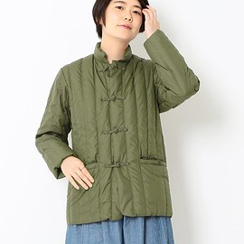 ROCKY MOUNTAIN FEATHERBED - <Women's>ROCKY MOUNTAIN FEATHERBED × fennica / 6Month china Down jacket