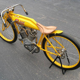 cyclone - ボードトラック レーサー Board track racer