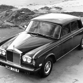 Rolls Royce - Silver Shadow