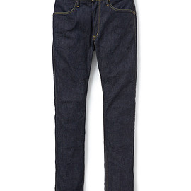 nonnative - DWELLER 4P JEANS TAPERED FIT C/P 13oz DENIM STRETCH OW