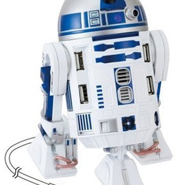 キューブ - STAR WARS R2-D2 USBハブ
