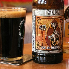 Day of the Dead Beer - ポーター