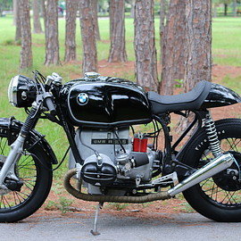 BMW - 1975 BMW R90/6 cafe racer