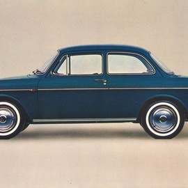 Volkswagen - Type3 Notchback