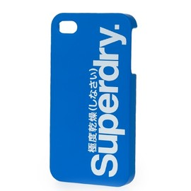 Sperdry 極度乾燥(しなさい) - Superdry iPhone 4/4S Shell