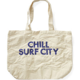 Black Weirdos - CHILL SURF CITY Tote Bag