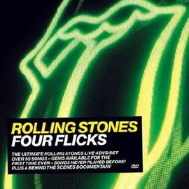 The Rolling Stones - The Rolling Stones - Four Flicks