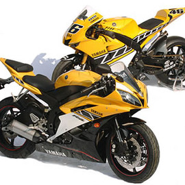 YAMAHA - YZF-R6 LimitedEdition