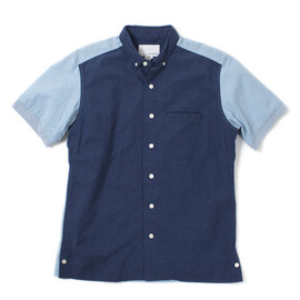 nanamica - Half Sleeve Wind Shirt
