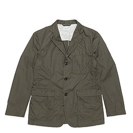 ENGINEERED GARMENTS - Baker Jacket-High Count Twill-Olive