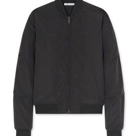 T by Alexander Wang - Nylon quilted bomber jacket