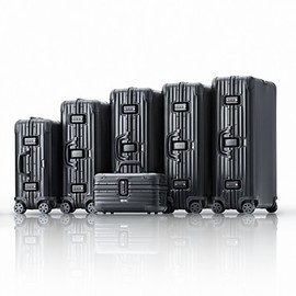 RIMOWA - Rimowa Topas Stealth Luggage, Black