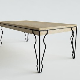 KOSICKA design - LUDWIKOWO dining table