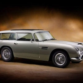 ASTON MARTIN - 1965 Aston Martin DB5 Shooting Brake