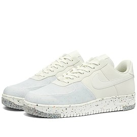 Nike - Nike Air Force 1 Crater W White | END.
