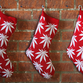 HUF - Plantlife Christmas Stocking