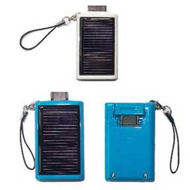 Solar phone-charger