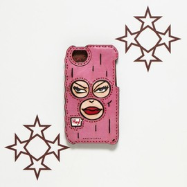 ojaga design - TABOO1 iPhone CASE 「Hey!」