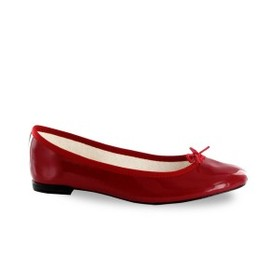 repetto - BALLERINE BB VERNIS FLAMME