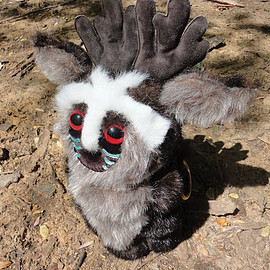 MugMonsters - Princess Mononoke Forest Spirit
