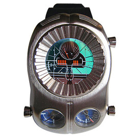 SEAHOPE - Leiji Meter Space Watch