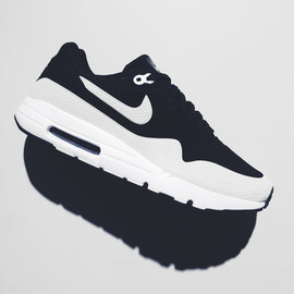 Nike - Air Max 1 Ultra Moire - Black/White/Black