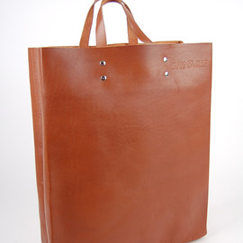 Garmsville - Leather Tote Bags