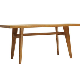 Pierre Jeanneret - Charlotte Perriand & Pierre Jeanneret Dining Table