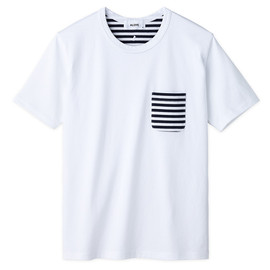 Aloye - Dots & Stripes #12 / Short sleeve t-shirt