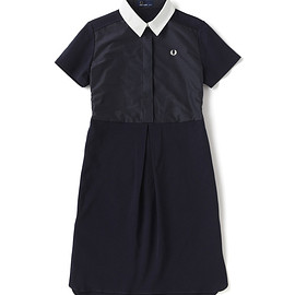 FRED PERRY - Block Dress