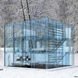 Santoboglio Architects - Transparent House, Italy