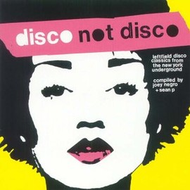Various Artists - Disco Not Disco