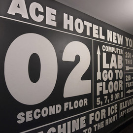 アメリカ - ACE HOTEL NEW YORK