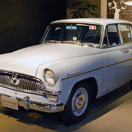Toyota - 1958 Toyopet Crown