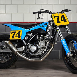 Freeride Motos Racing - KTM Flat track 450 SX-F