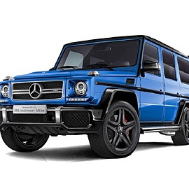 "Mercedes-Benz - G63 ""50th Anniversary Edition"""