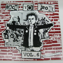 Various Artists - BACK TO FRONT VOL.6
