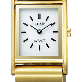G.V.G.V., CITIZEN - Watch (Beige)