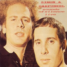 Simon & Garfunkel - Sounds Of Silence Live