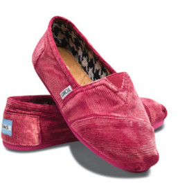 TOMS - Sherry Stone-Washed Cord Women's Classics