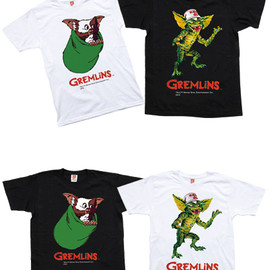 Gremlin gizmo embroidery iron badge