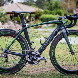 specialized - 2013 S-WORKS VENGE / Mark Cavendish / SRAM Hydro Road Rim Brakes
