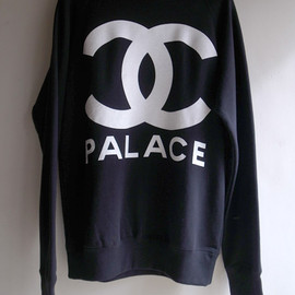 palace skateboards - palace sweat shirt