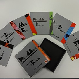 depeche mode - Depeche Mode Live in Berlin (Box Set) Limited Edition, Import