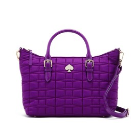 kate spade NEW YORK - signature  spade quilted small riley
