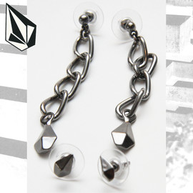 VOLCOM - LEFETEMETALEARRINGSET GMT