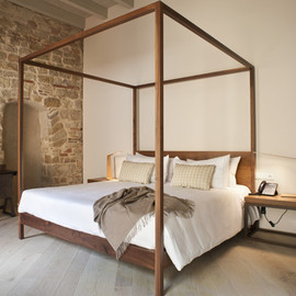 Mercer Hotel - Mercer Hotel room, Barcelona, by Rafael Moneo